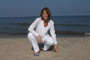 Life Coach Annett Geppert am Strand